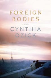 Book cover art for Foreign Bodies