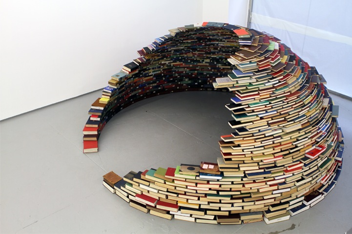 Book Art - The Community Library