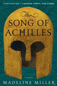 Book cover art for Song of Achilles