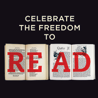 Celebrate freedom to read