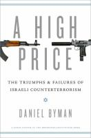 israel a high price