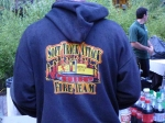 Soft Track Attack Montana Firefighter shirt logo