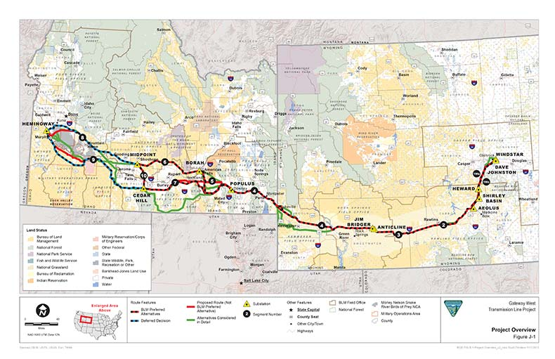 High Voltage Transmission Lines Coming To A County Near You The