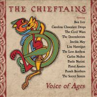 The chieftains music CD Voice of Ages